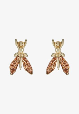ORECCHINI PRECIOUS FLY MINI - Earrings - glitter red