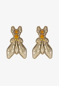 Patrizia Pepe - ORECCHINI FLY - Earrings - amber - 3