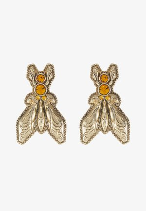 ORECCHINI FLY - Earrings - amber