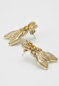 Patrizia Pepe - ORECCHINI FLY - Earrings - amber - 4