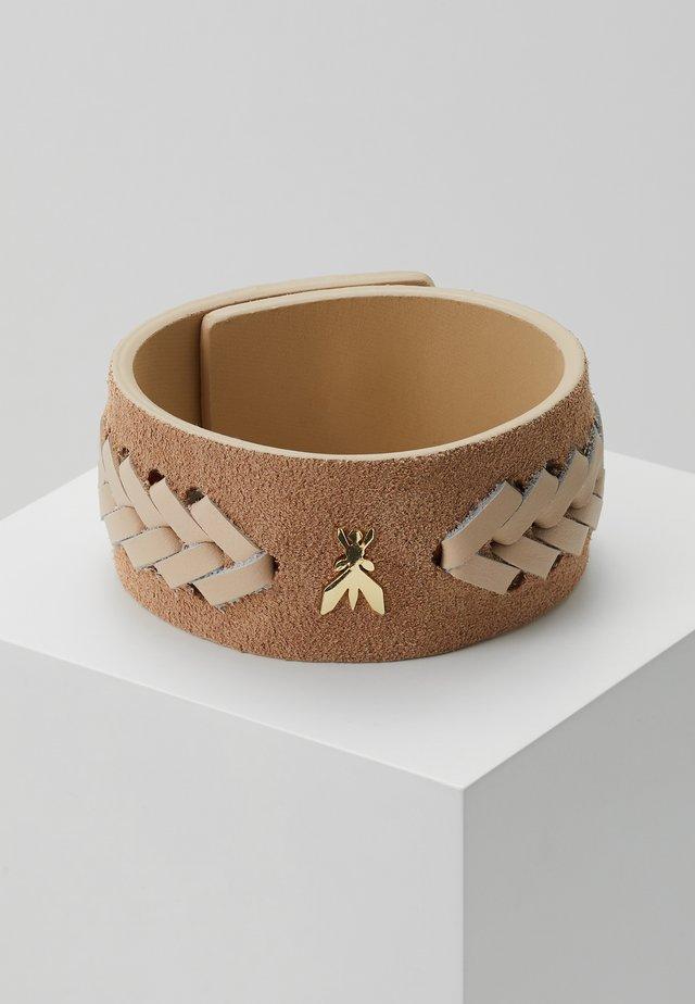 BRACCIALE  - Armbånd - sand