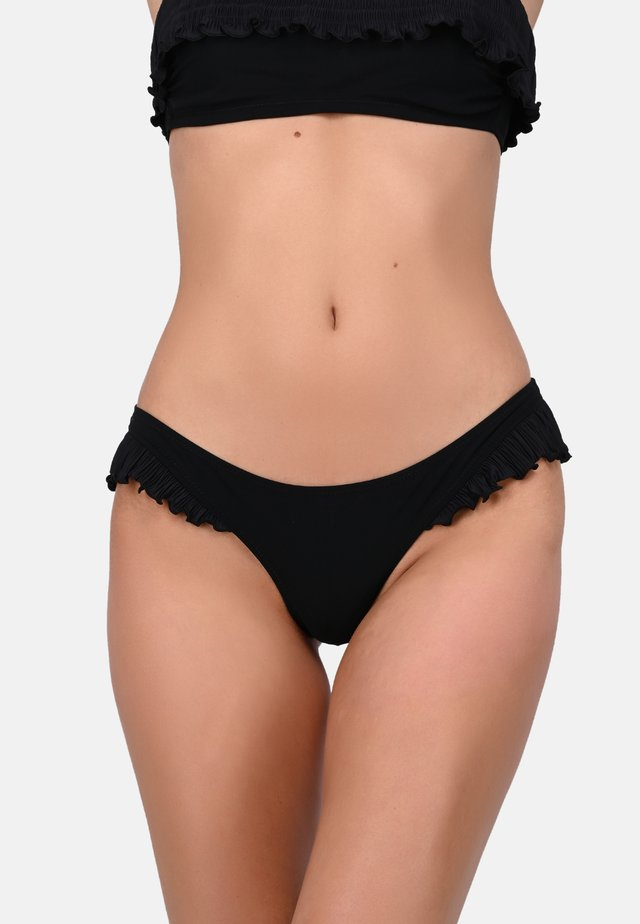 ALALA - Bikinibroekje - black