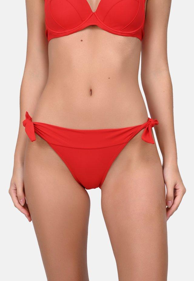DIVA - Bikinibroekje - red