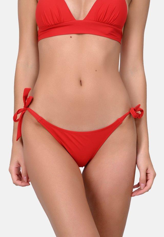 ONYX - Bikinibroekje - red
