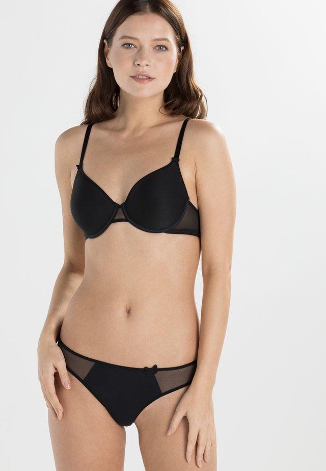 MISS JOY - Underwired bra - schwarz