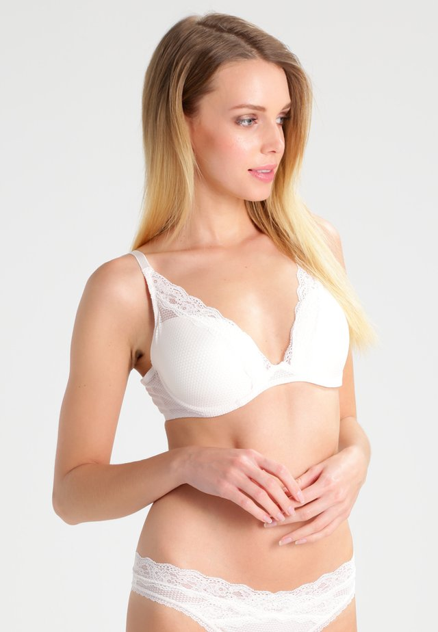 BROOKLYN - Underwired bra - champagner