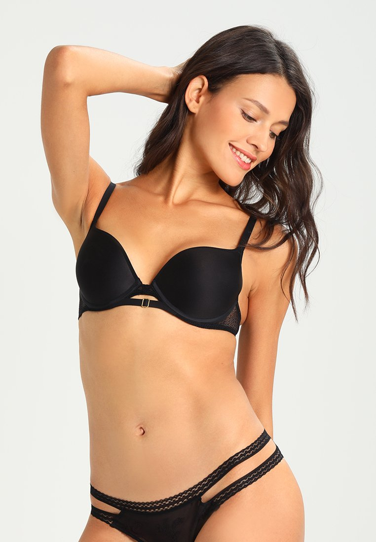 Passionata - FALL IN LOVE - Soutien-gorge push-up - schwarz