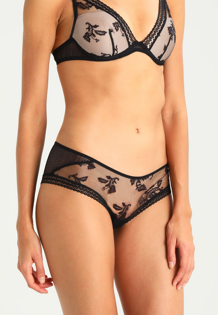 Passionata - FALL IN LOVE SHORTY - Slip - schwarz