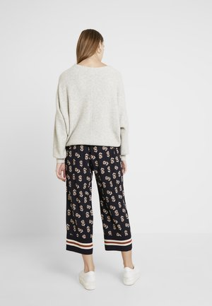 MILLE  - Trousers - dark blue