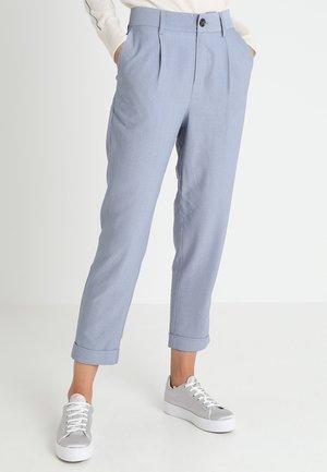 OLGA - Trousers - stonewash