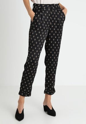 OLGA - Trousers - black