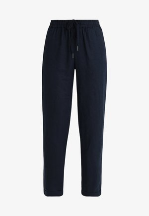 PIPERLY - Trousers - navy blazer