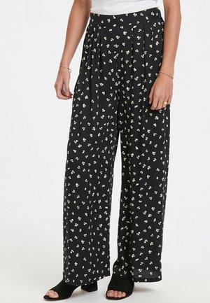 LABANA - Trousers -  black