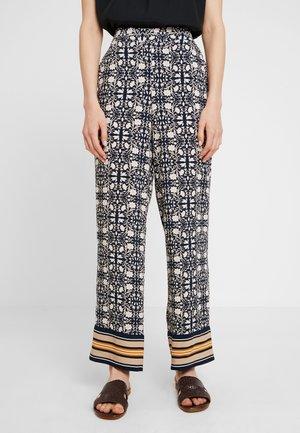 MILLES - Trousers - dark blue