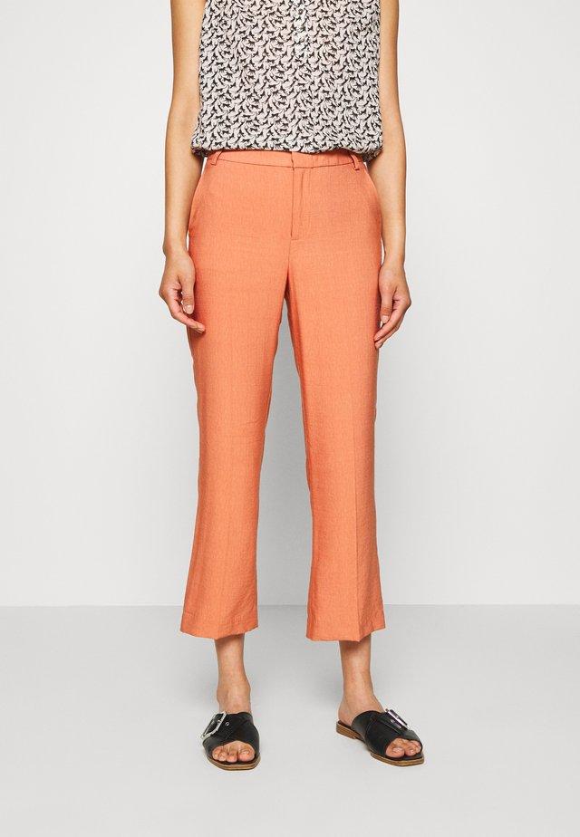 DELVAPW  - Pantalon classique - sunburn