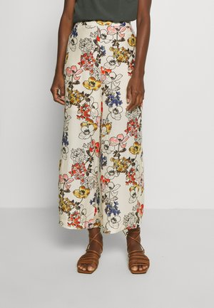 DAMARIS - Trousers - multicolor