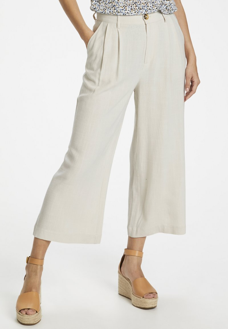 Part Two - REANNAPW  - Trousers - moonbeam
