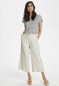 Part Two - REANNAPW  - Trousers - moonbeam - 1