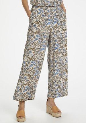 CHANAPW PA CHANAPW - Trousers - blue