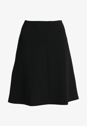 JEMAJA SK - A-line skjørt - black