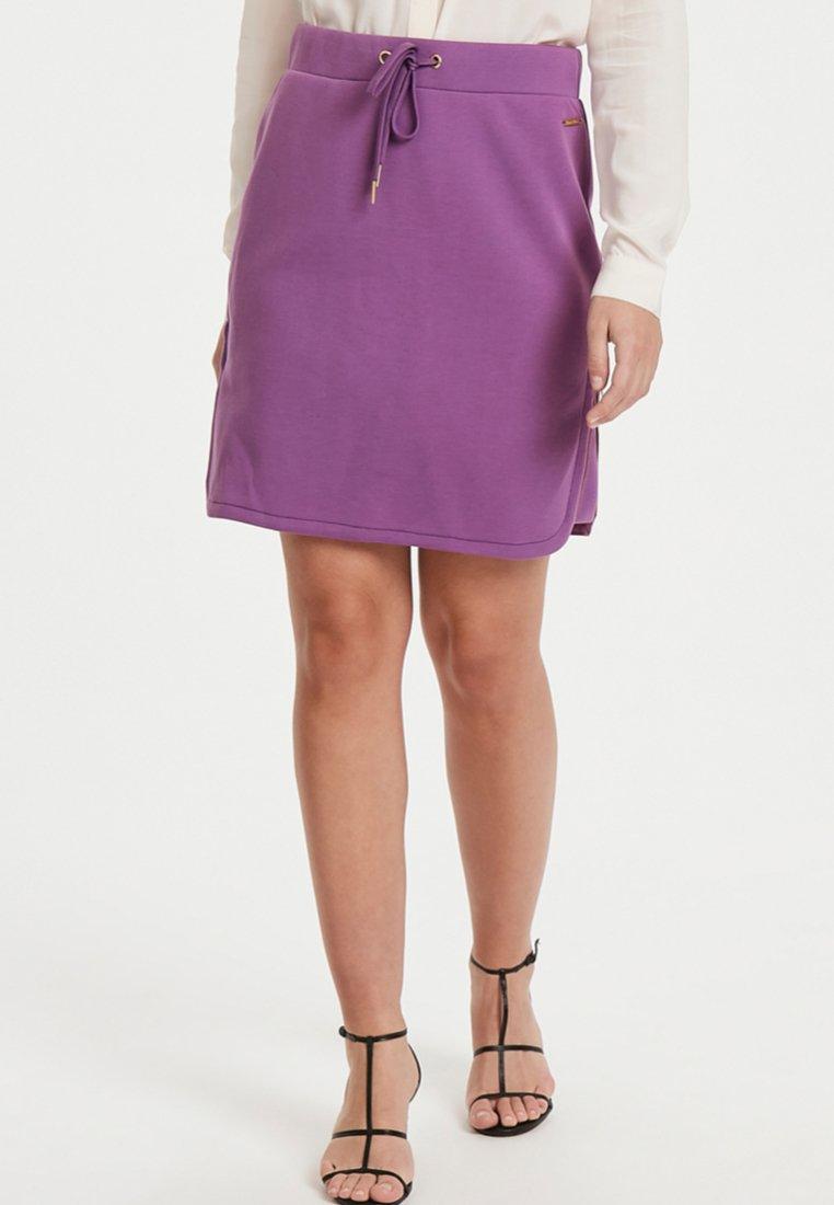 Part Two - PARKER - Pencil skirt - lilac