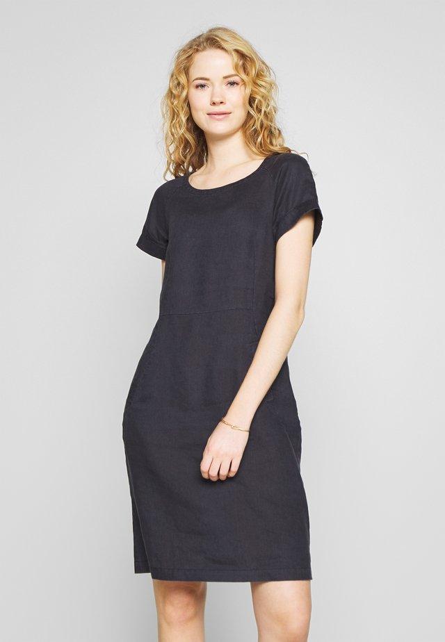 AUNDREAS - Denní šaty - dark navy