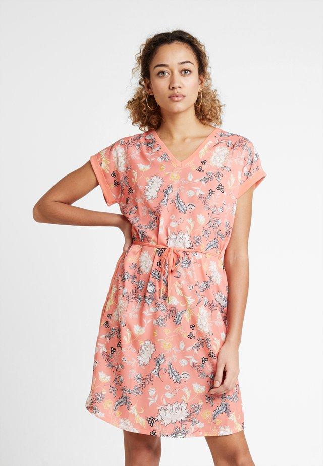 MABELLA - Day dress - dark pink