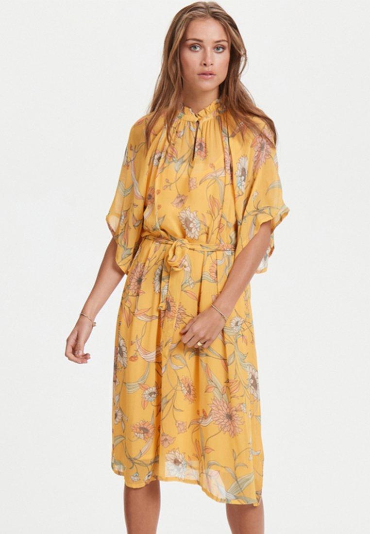 Part Two - ROXY  - Shirt dress -  yellow