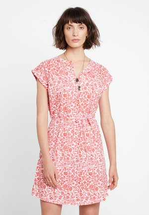 MABEL - Day dress - red