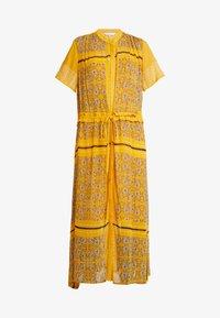Part Two - SIGRID - Vestito lungo - yellow - 4