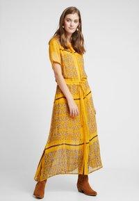 Part Two - SIGRID - Vestito lungo - yellow - 1