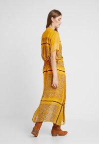 Part Two - SIGRID - Vestito lungo - yellow - 2