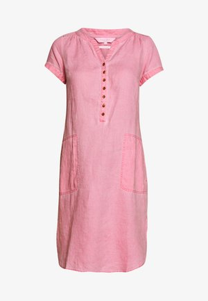 AMINAS - Skjortekjole - sea pink