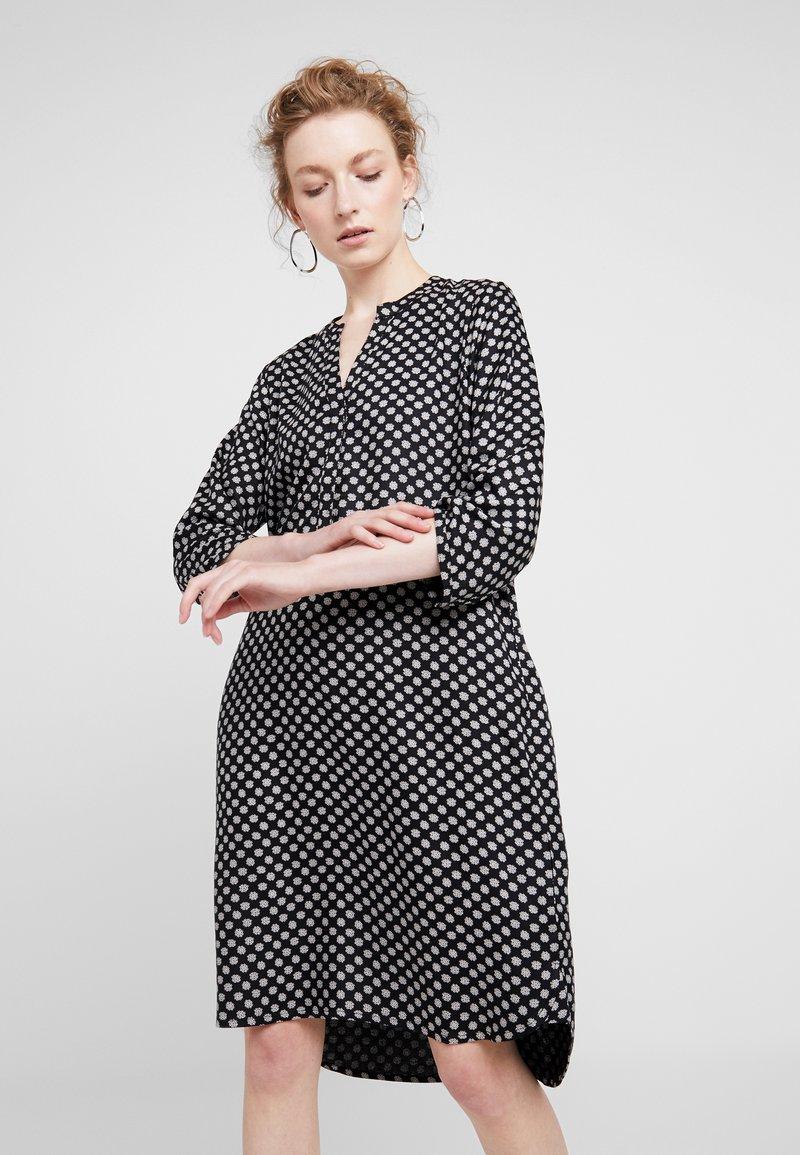 Part Two - CALLA - Shirt dress - black