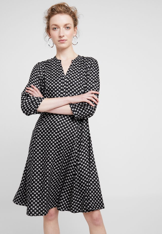 LINAJA - Shirt dress - black