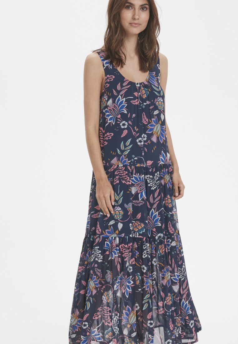 Part Two - SELINA  - Maxi dress -  dark blue