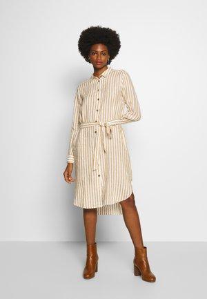 BONDIE - Sukienka koszulowa - light brown