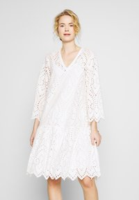 Part Two - BLONDIE - Robe d'été - bright white - 0