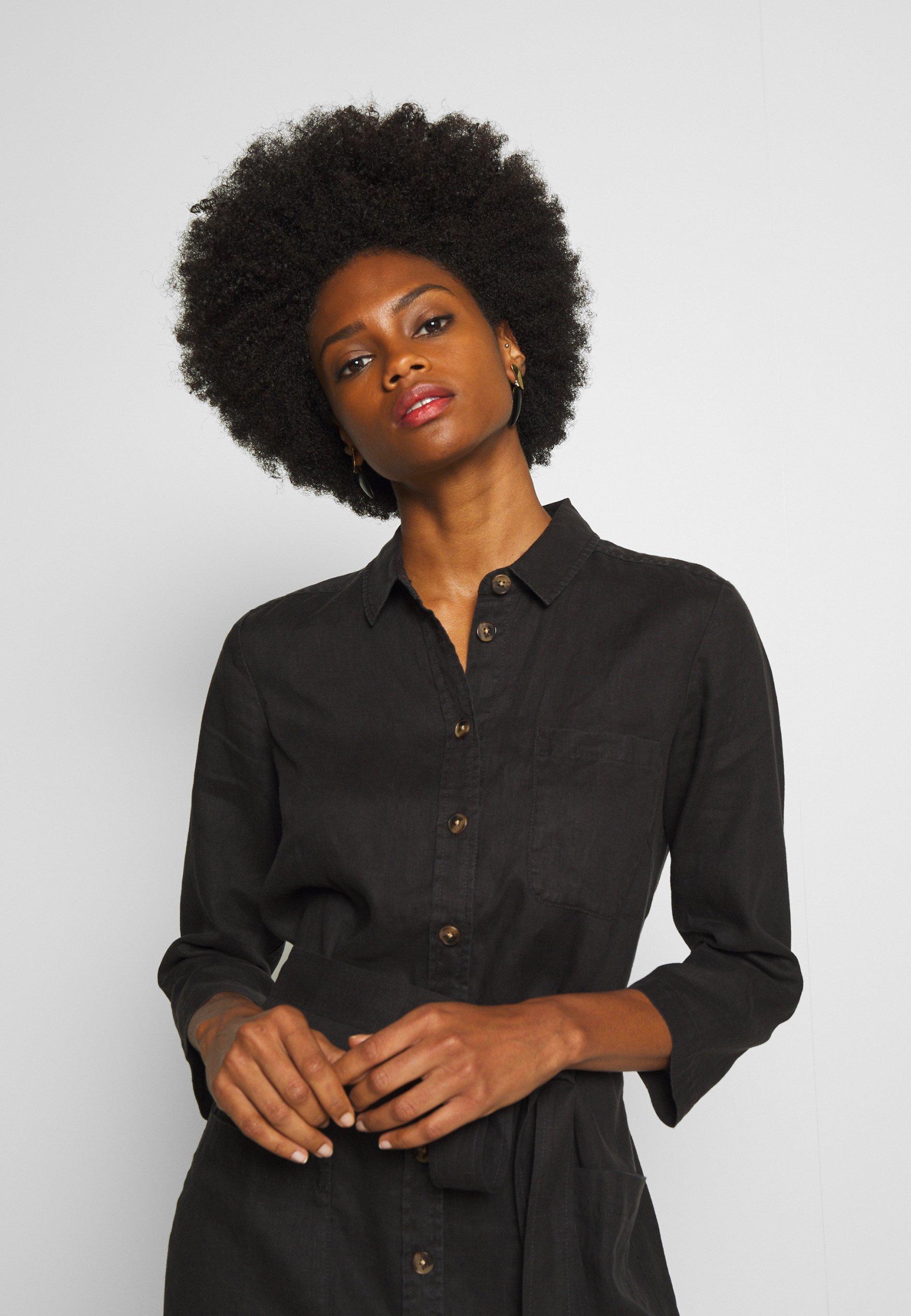 Part Two BARBETTE - Sukienka letnia - black