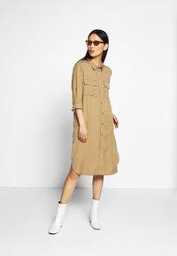Part Two - BLEONA - Košilové šaty - chipmunk - 1