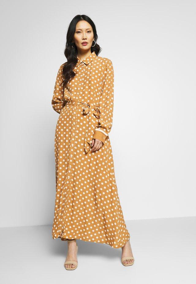BINA - Sukienka letnia - brown