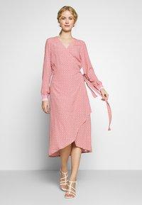 Part Two - BERBEL - Robe d'été - sea pink - 1