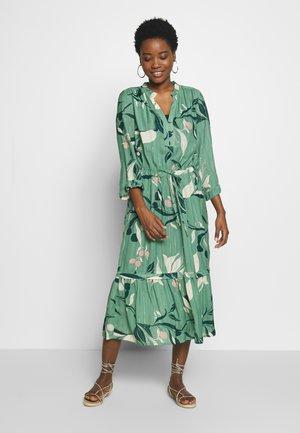 BELLE  - Korte jurk - green