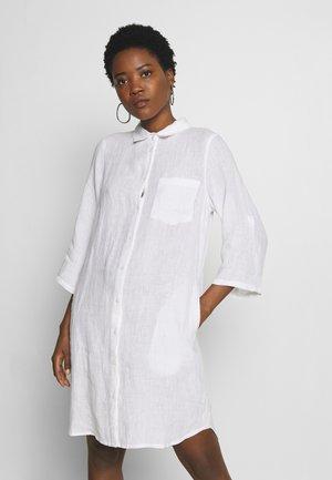 RIVA  - Robe chemise - bright white