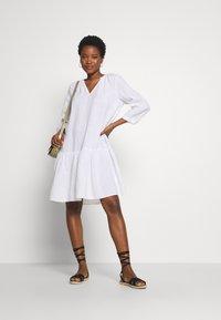 Part Two - Denní šaty - bright white - 1