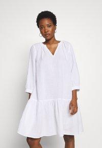 Part Two - Denní šaty - bright white - 0