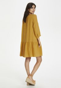 Part Two - Day dress - golden spice - 3