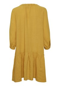 Part Two - Day dress - golden spice - 7