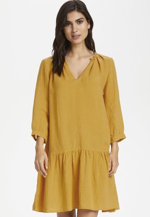 Sukienka letnia - golden spice