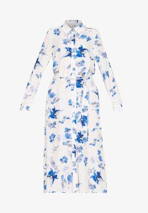 SHELBY - Shirt dress - blue